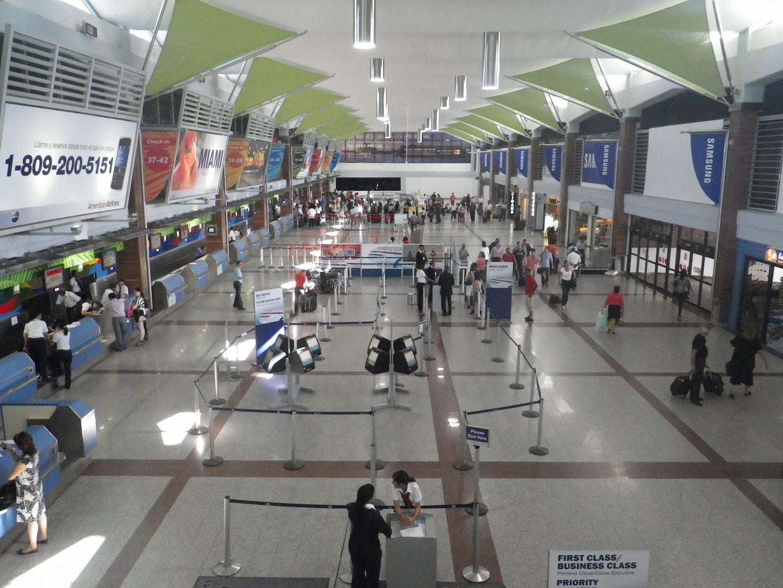 ラス・アメリカス空港の最近: TO...